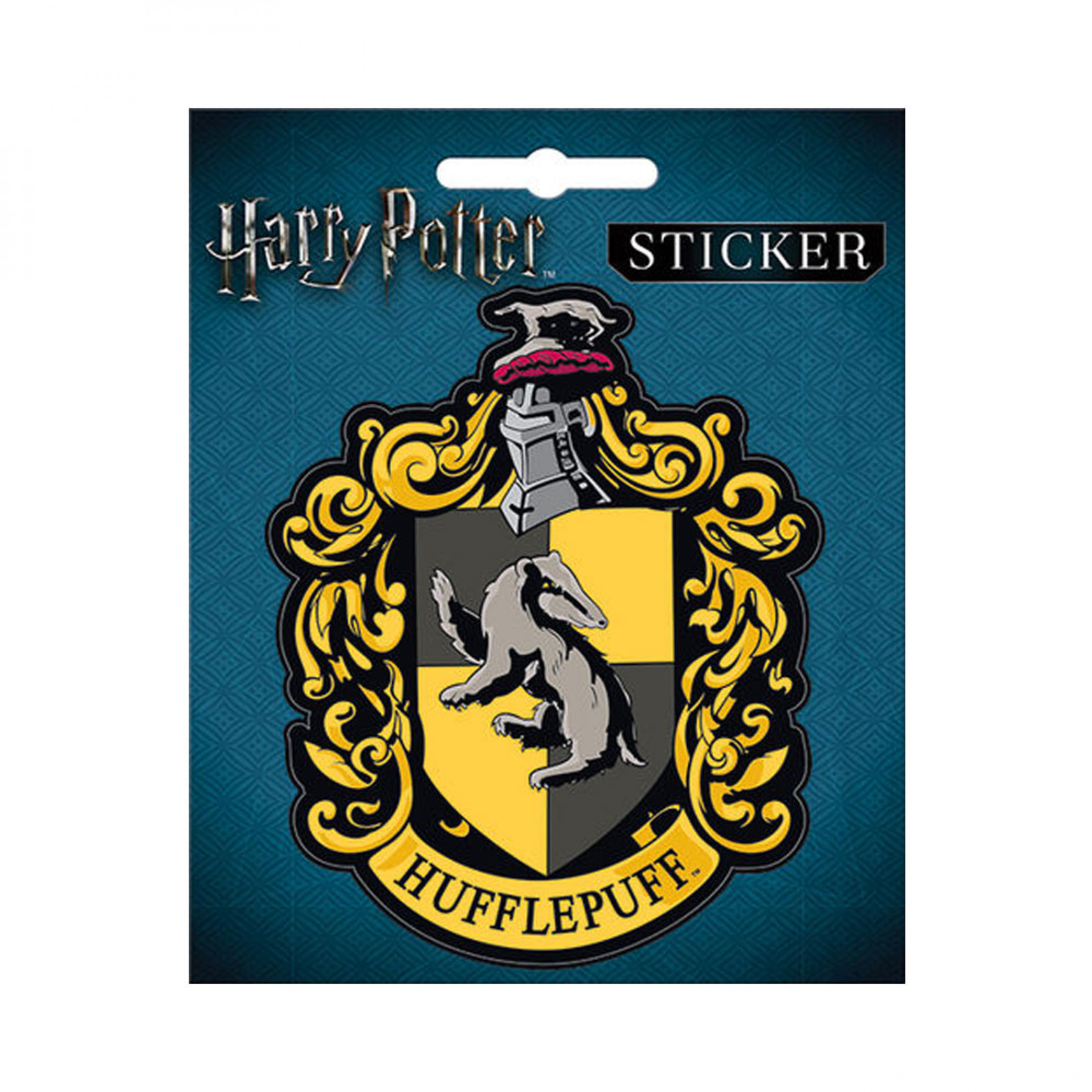 Harry Potter Hufflepuff Sticker