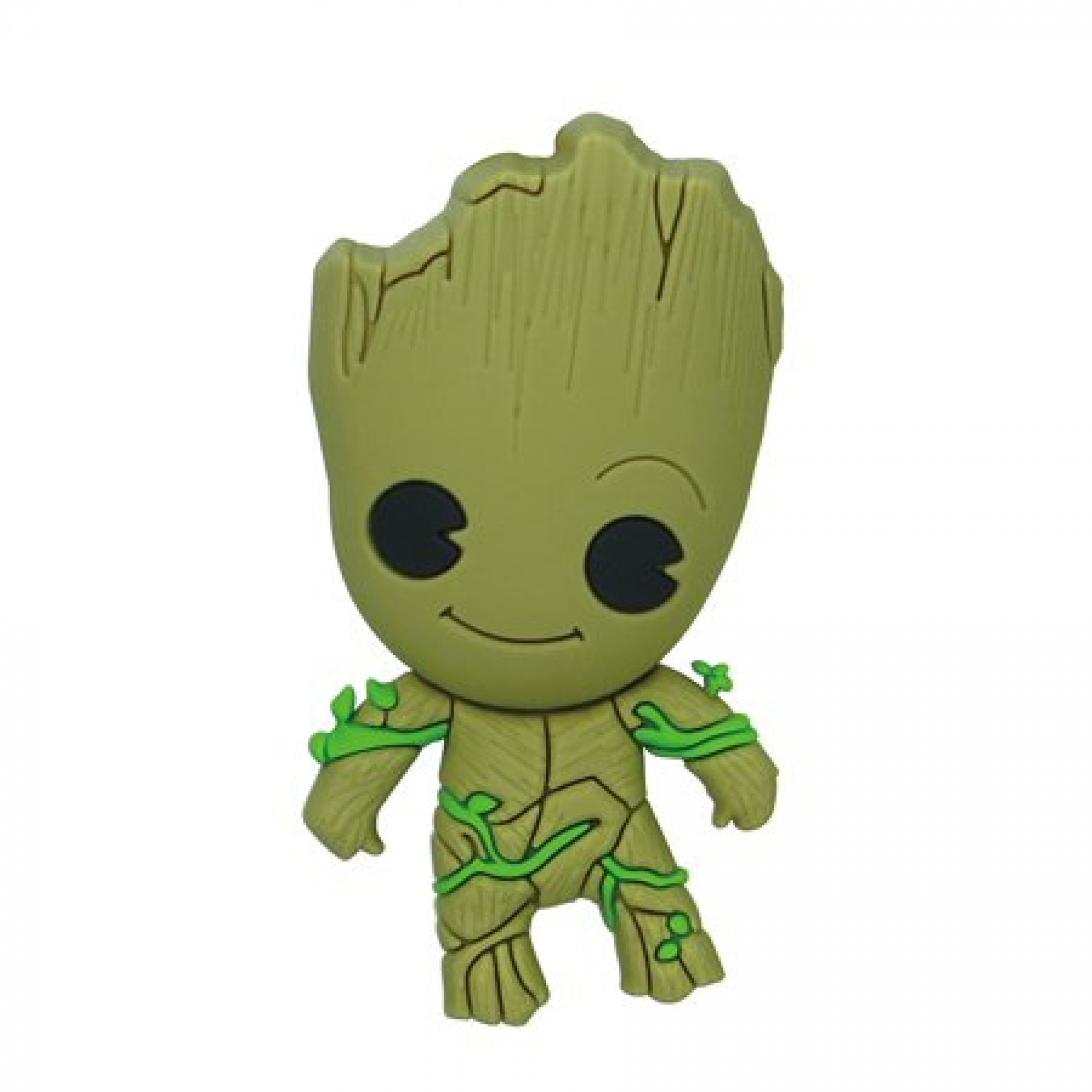 Guardians of the Galaxy Baby Groot Costume 3D Foam Magnet