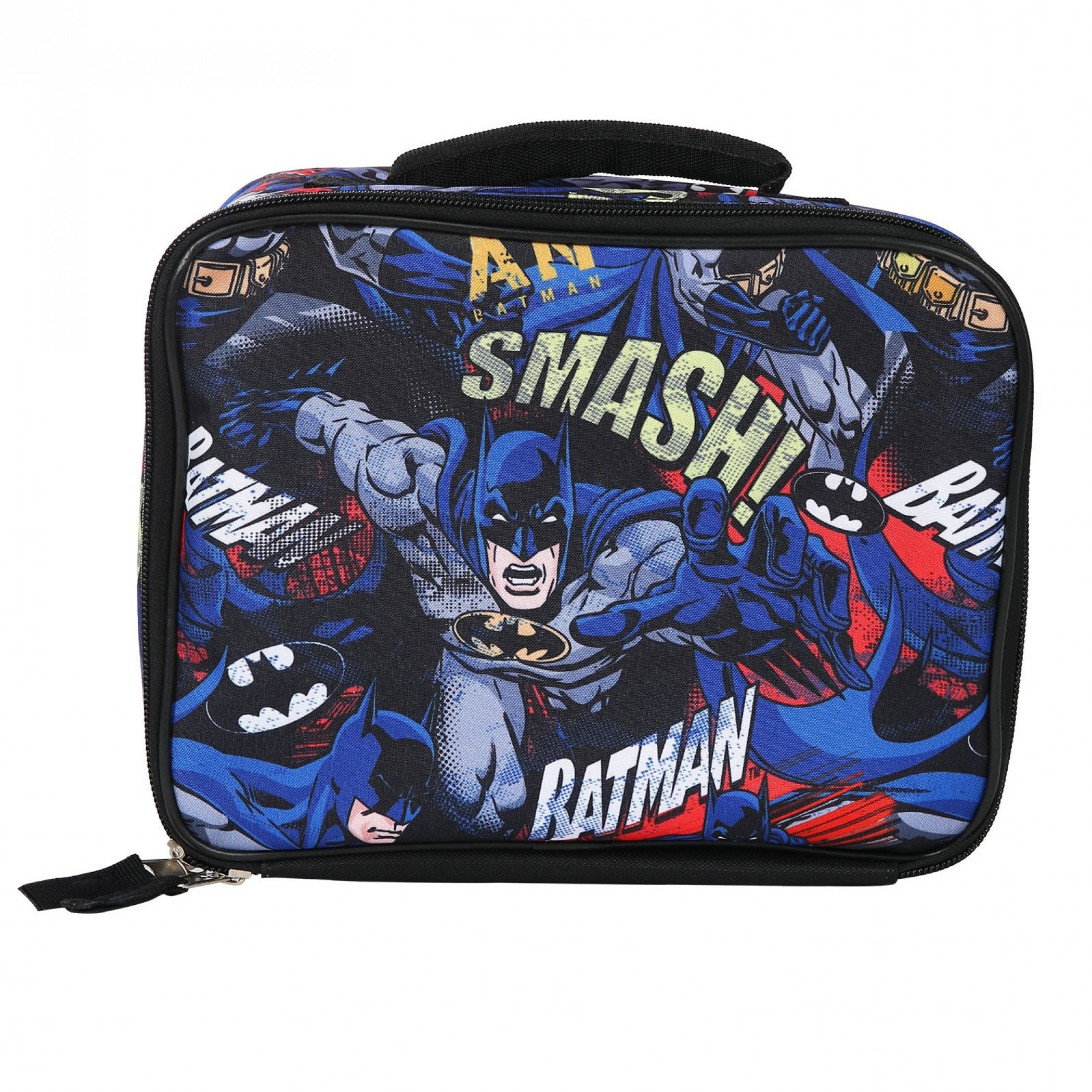 Batman Dark Knight Lunch Bag