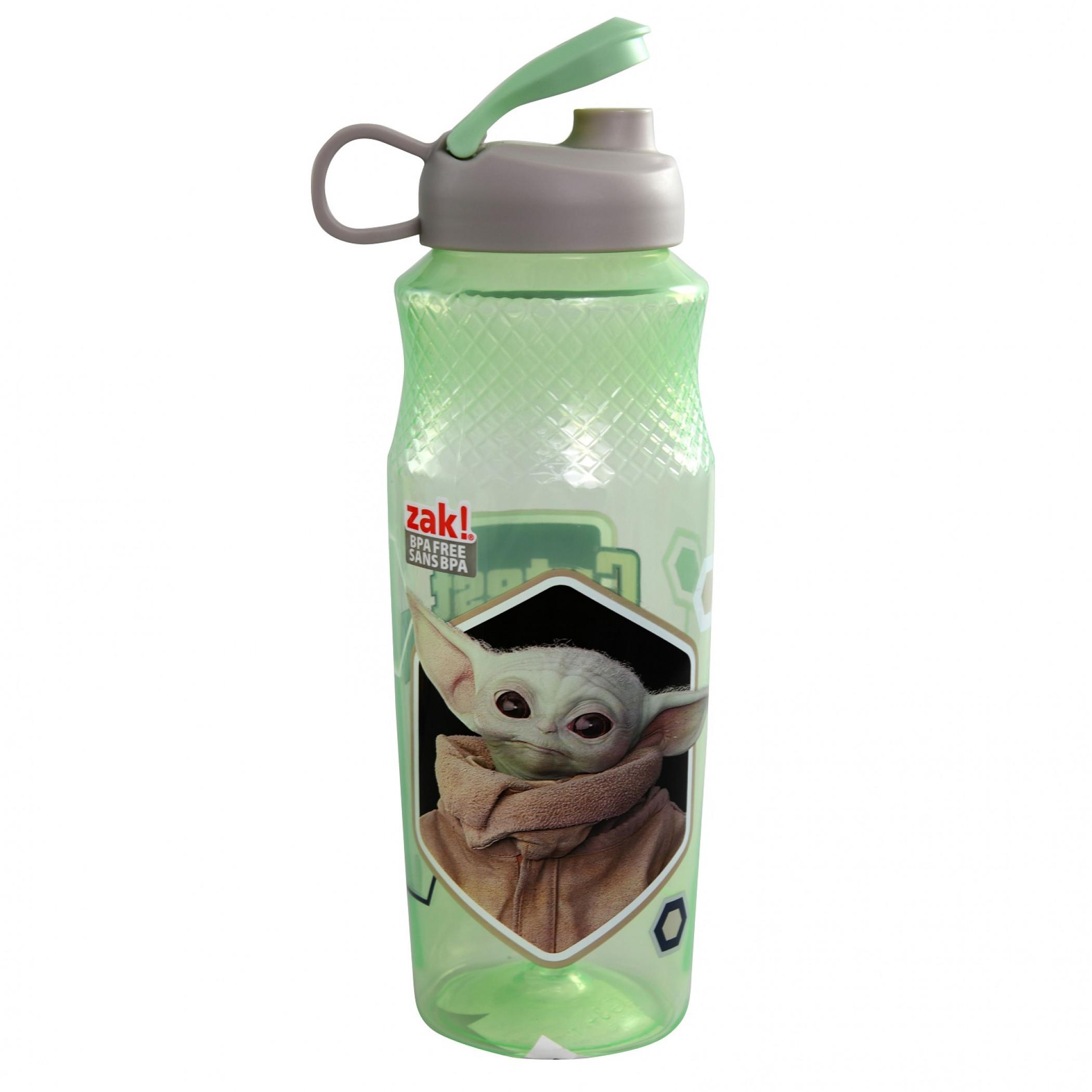 Star Wars The Child 30oz Plastic Water Bottle