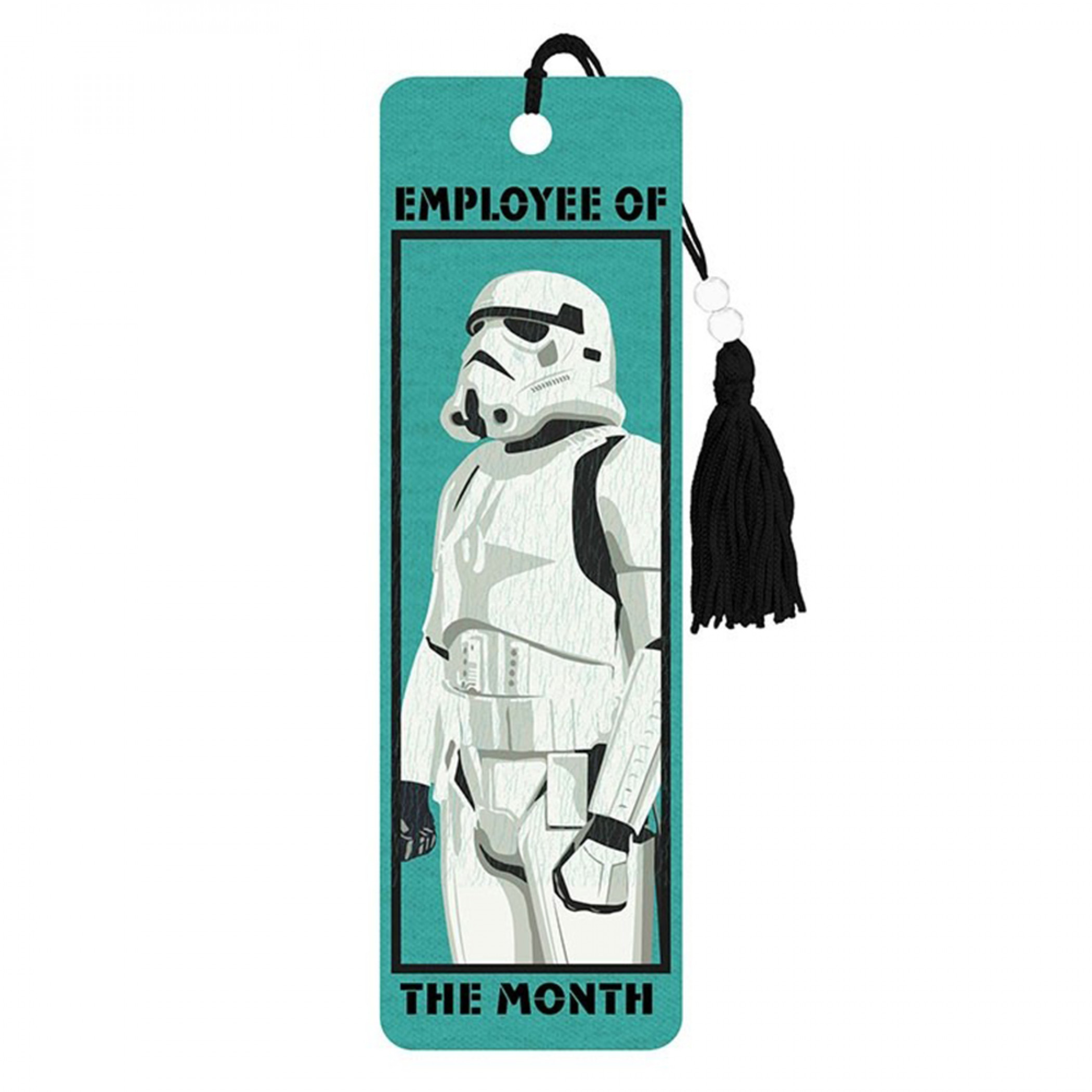 Star Wars Employee of the Month Stormtrooper Bookmark