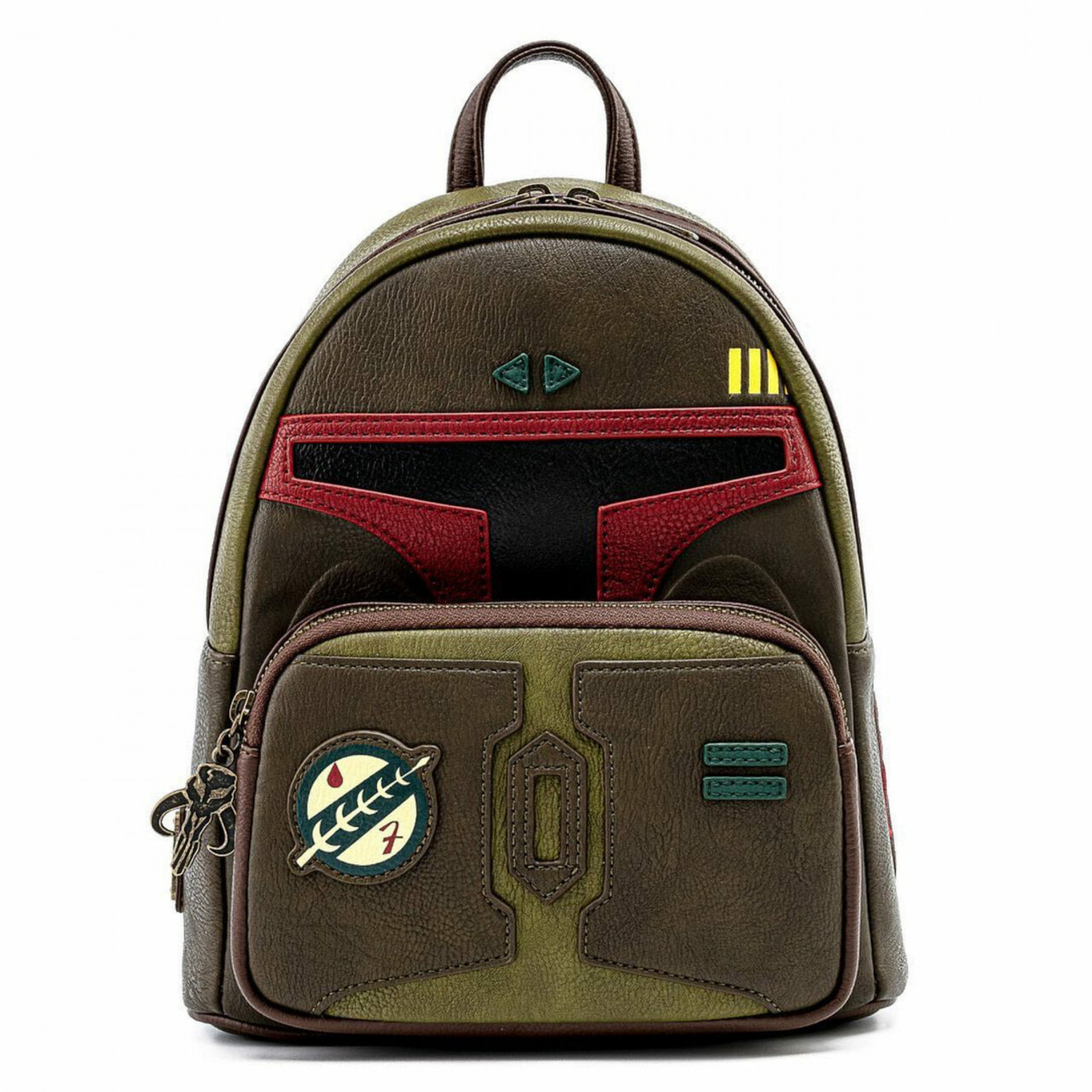 Star Wars Boba Fett Cosplay Mini Backpack by Loungefly