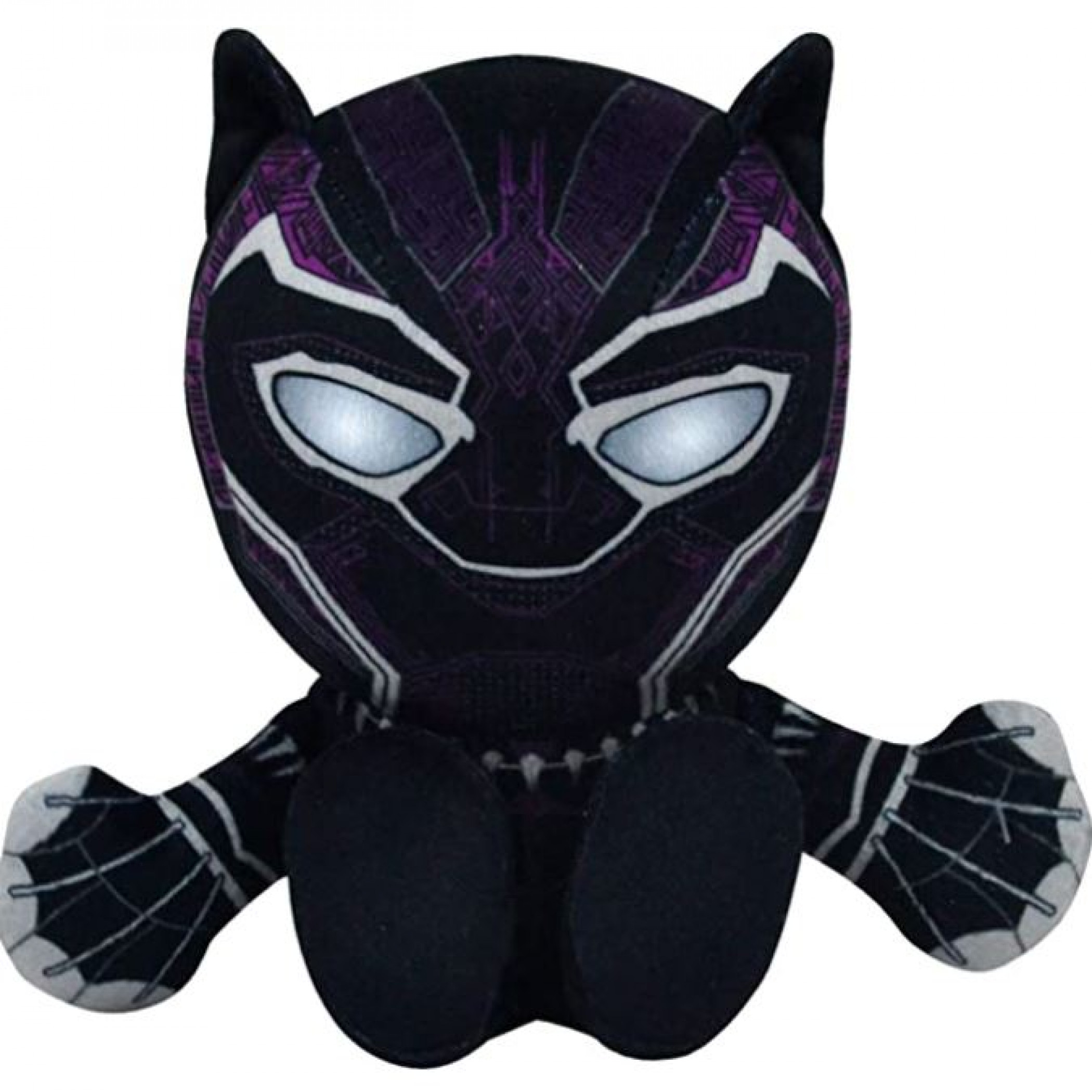 Marvel Black Panther 8 Inch Kuricha Sitting Plush Doll