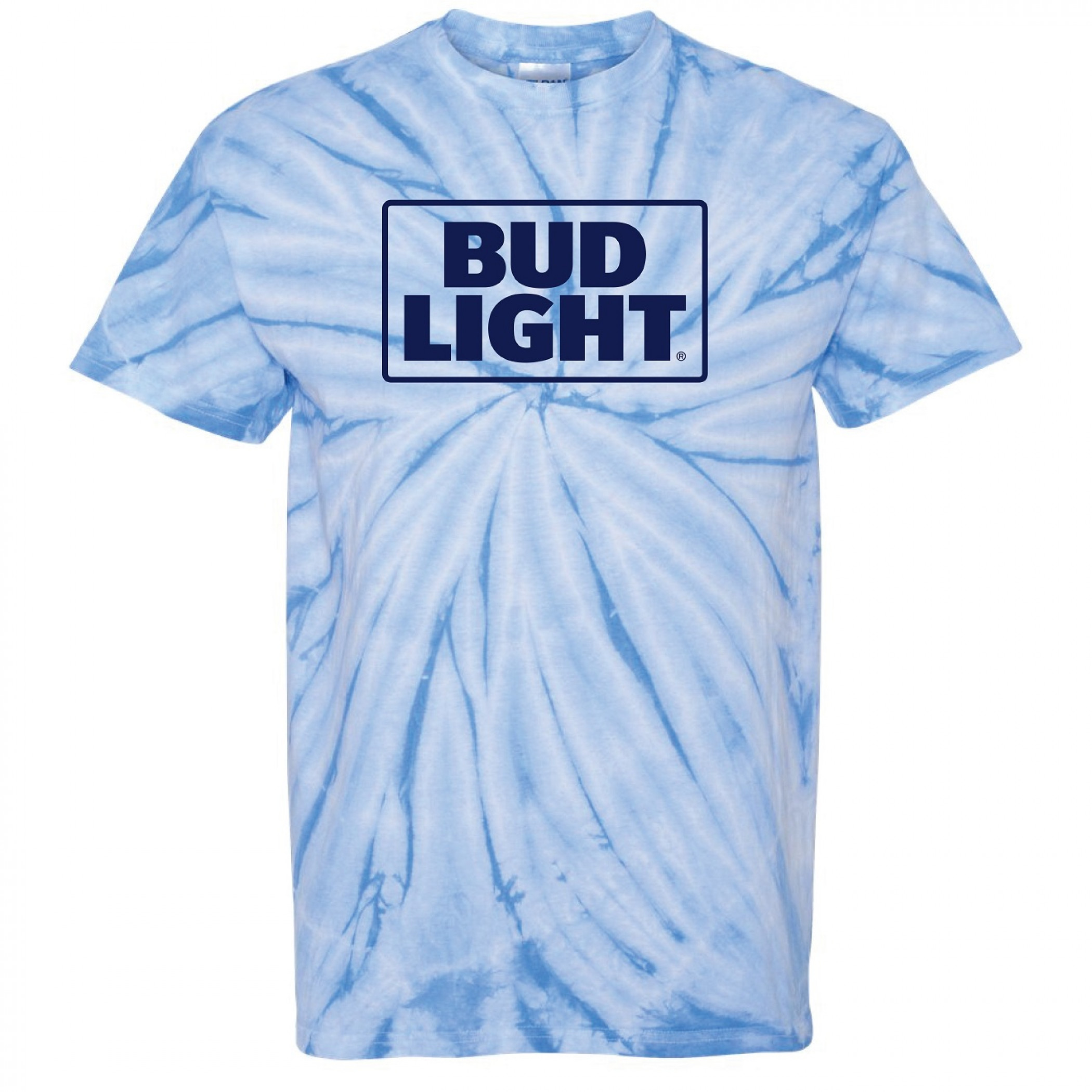 Bud Light Tie Dye T-Shirt