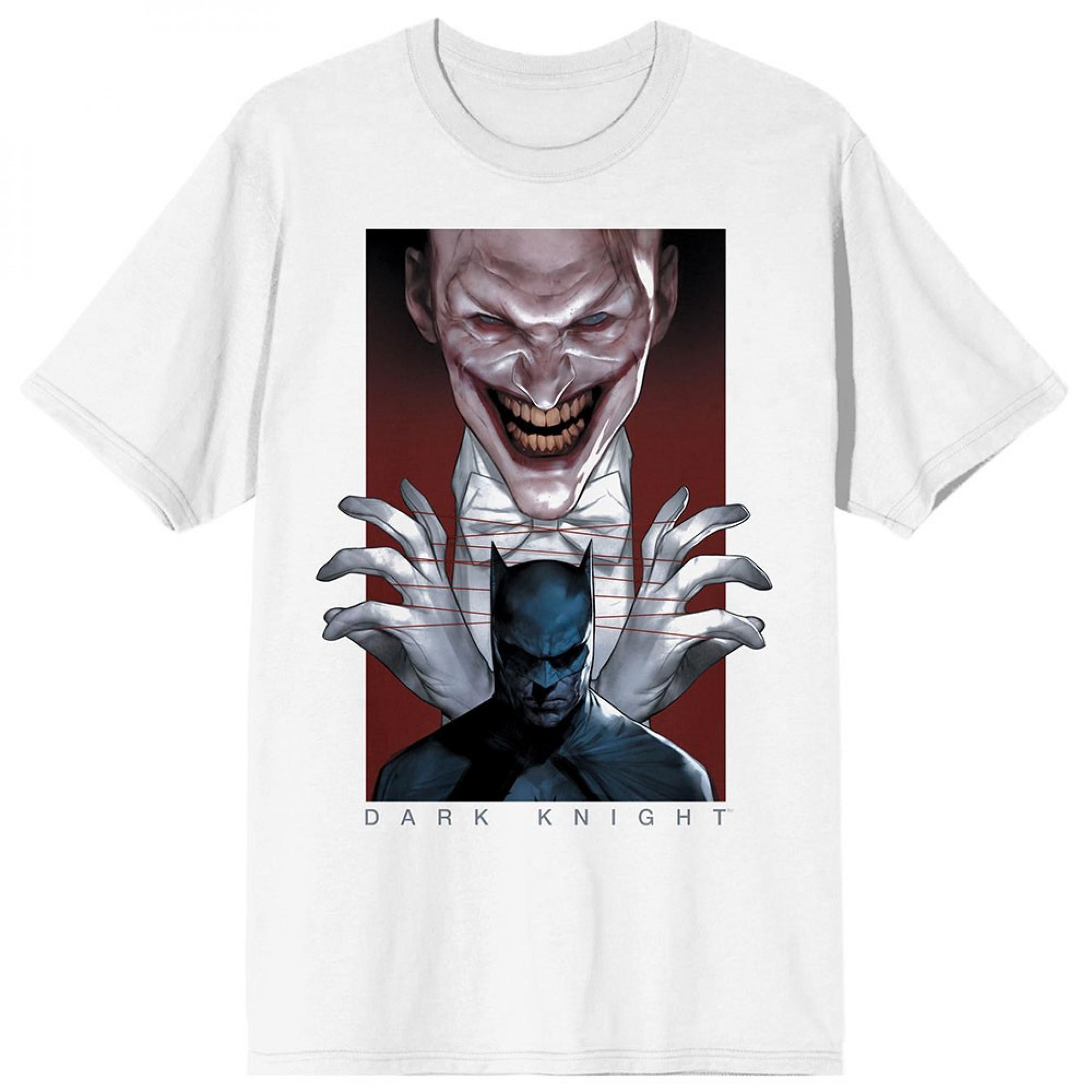 DC Comics Batman & The Joker Dark Knight T-Shirt