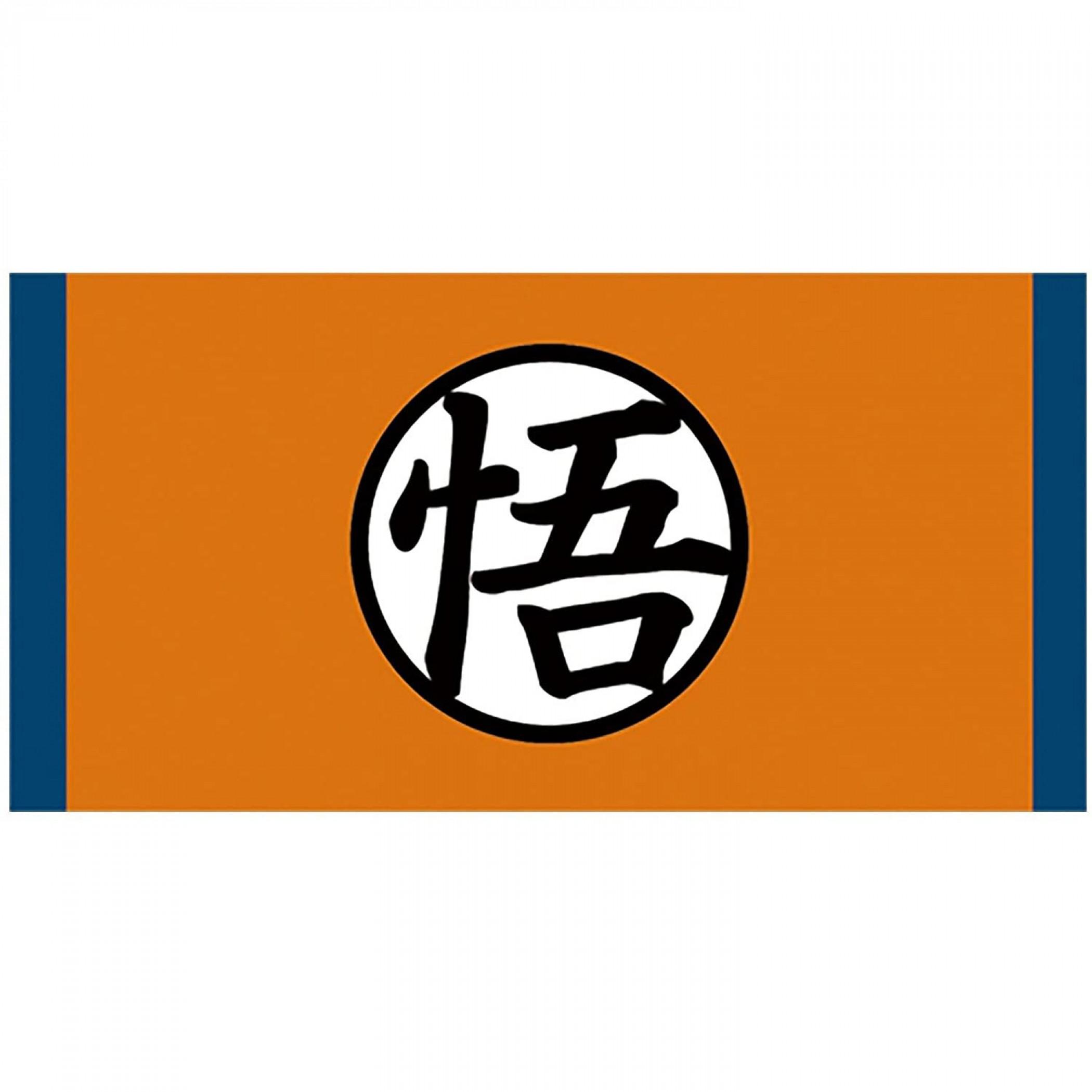 Dragon Ball Goku Symbol Towel