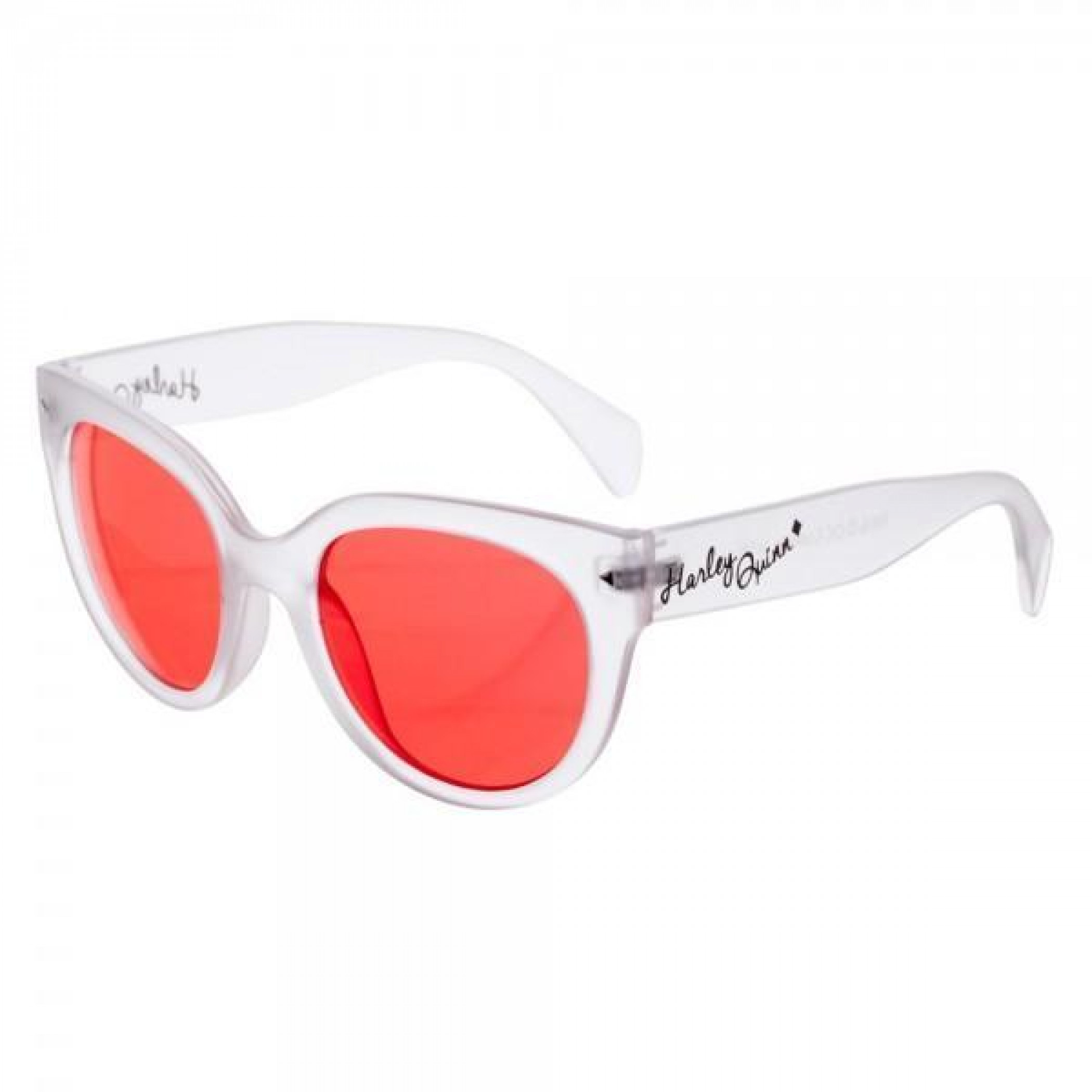 Harley Quinn Signature Sunglasses with Pouch