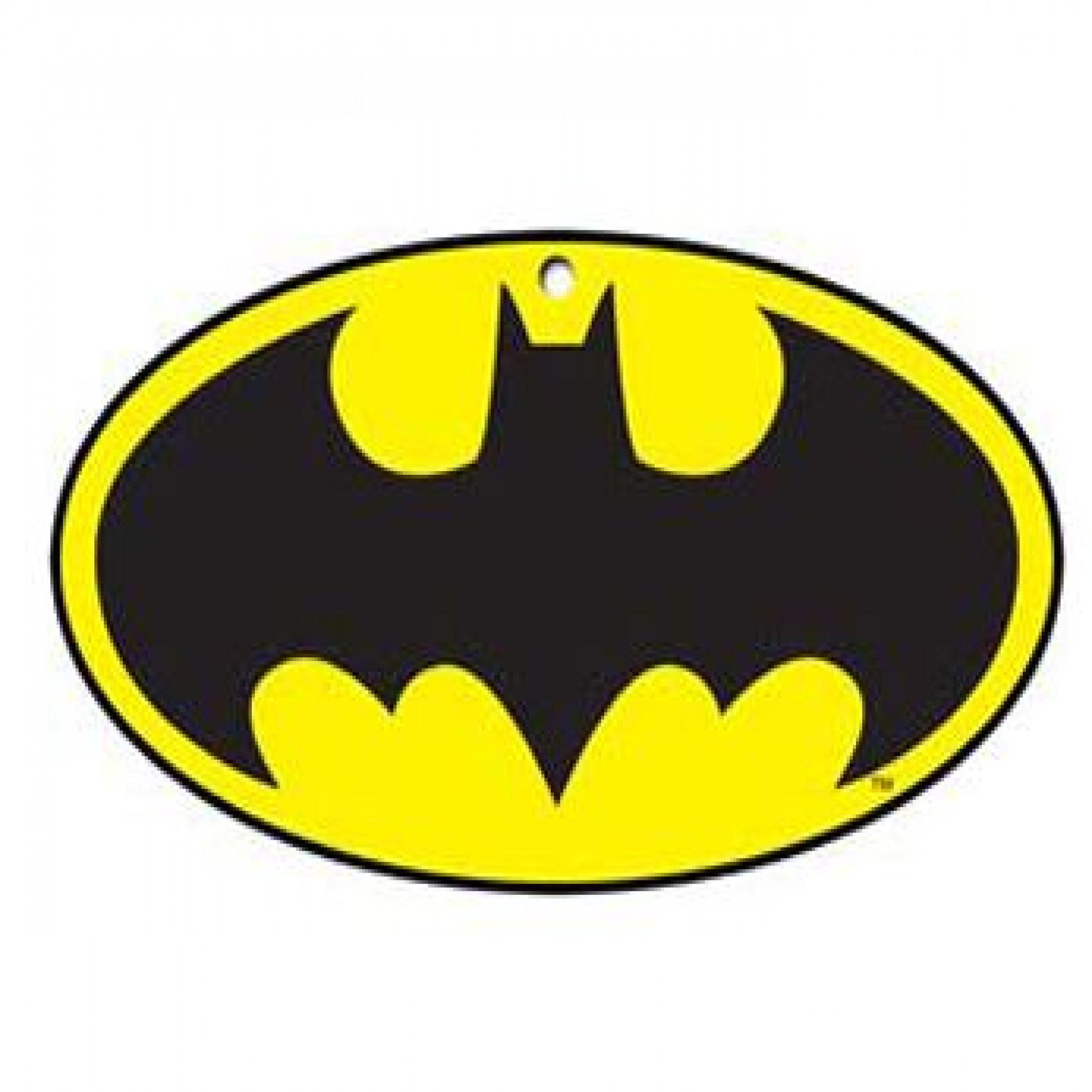 Batman Symbol Air Freshener 2-Pack