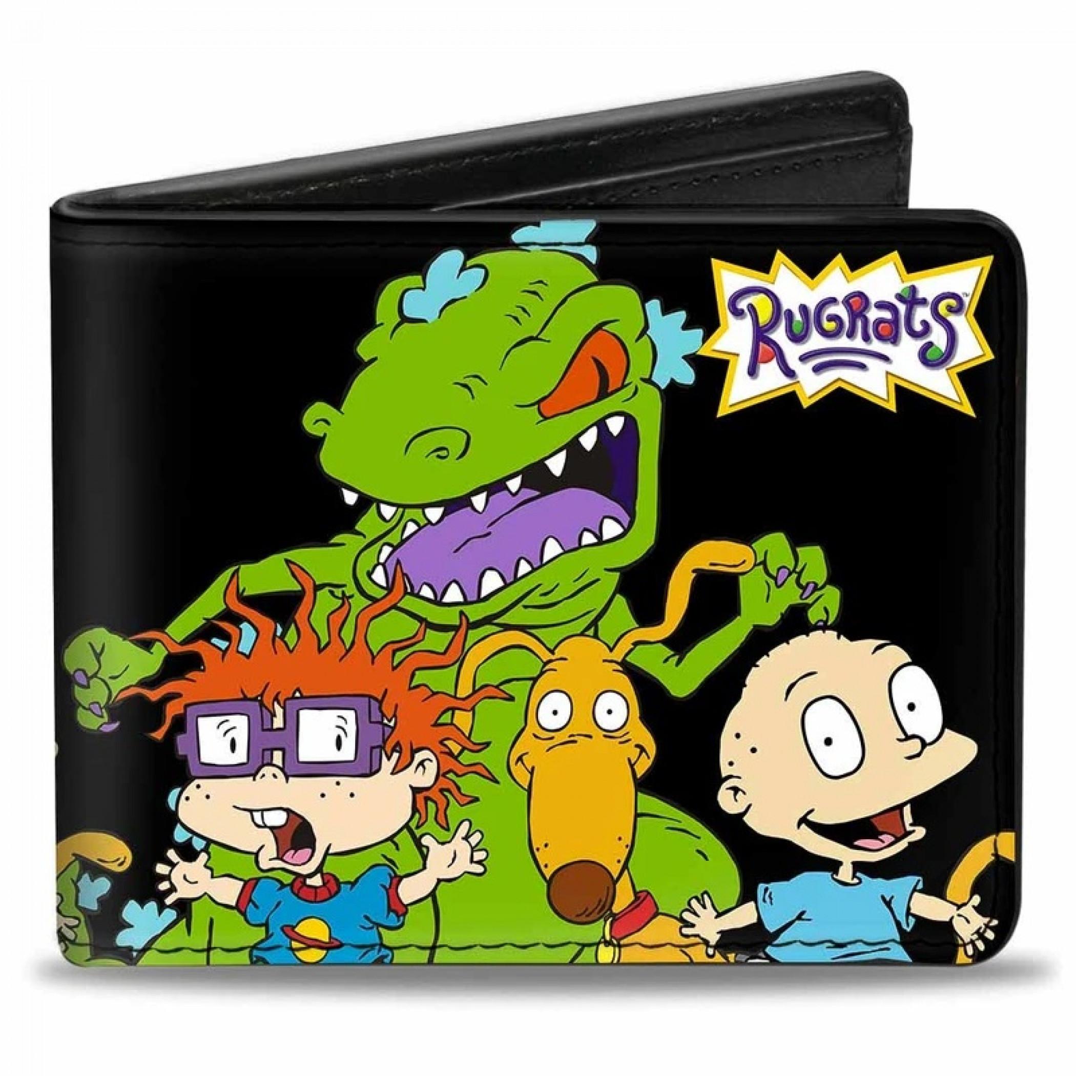 Rugrats Reptar Bi-Fold Wallet