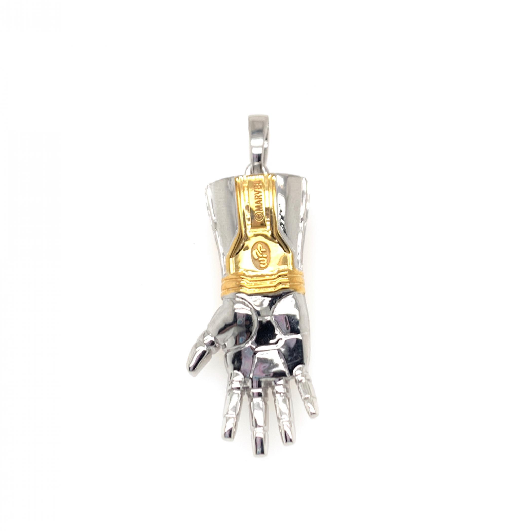 Marvel Endgame Stark Gauntlet Necklace