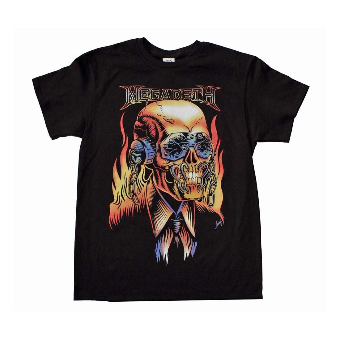 Megadeth Vic Rattlehead T-Shirt