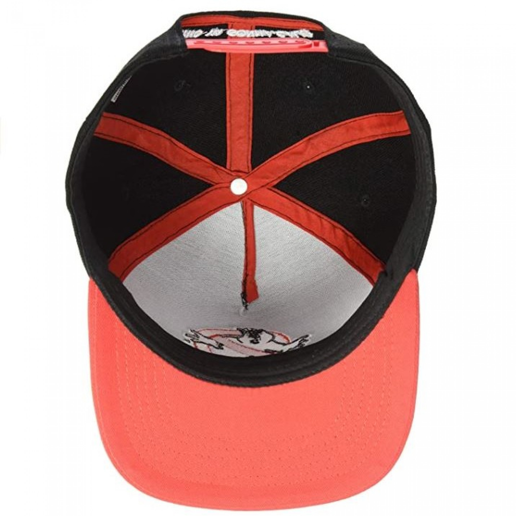 Ghostbusters Logo Snapback Hat