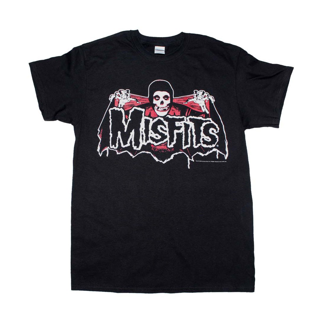 Misfits Batfiend Red T-Shirt