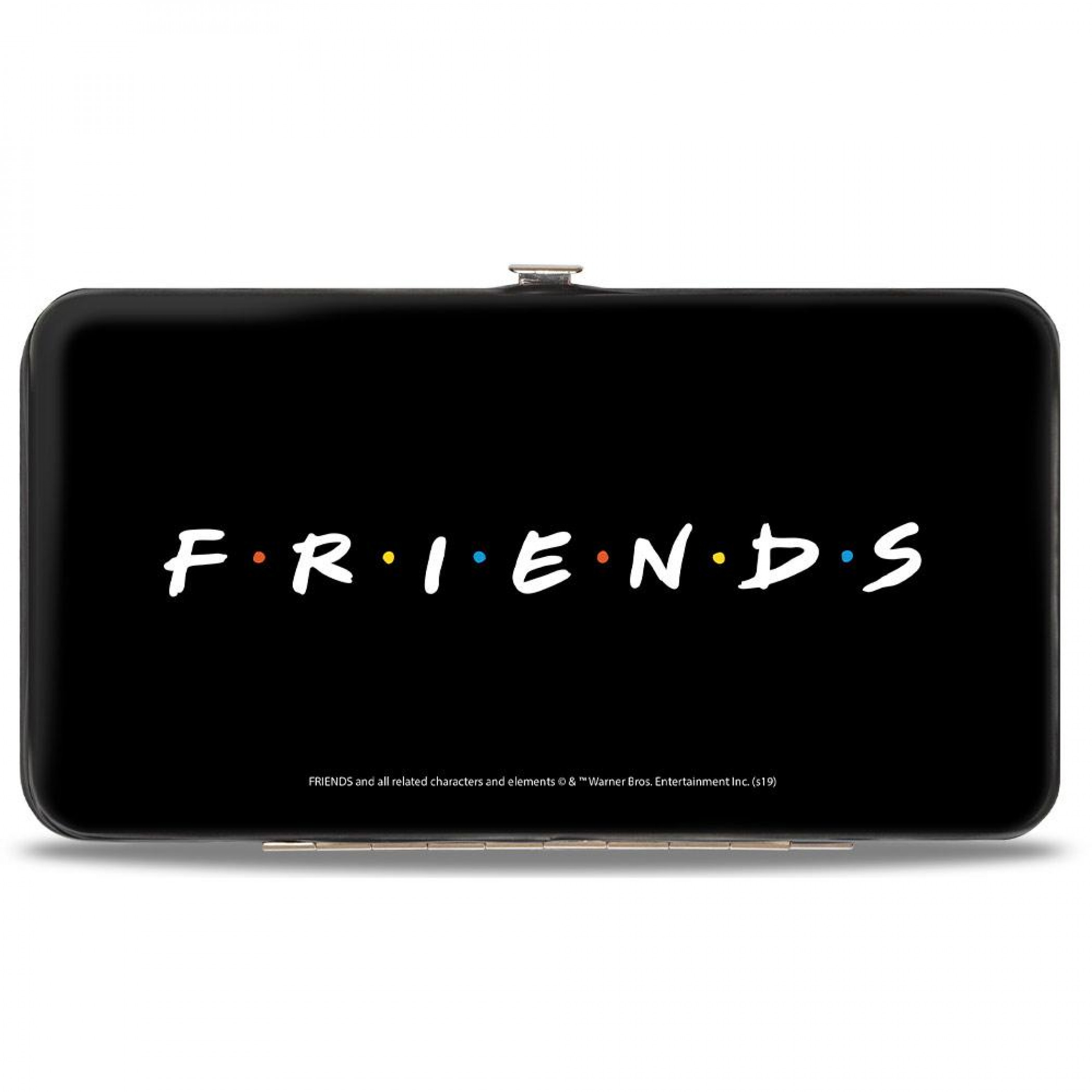 Friends Hinged Wallet