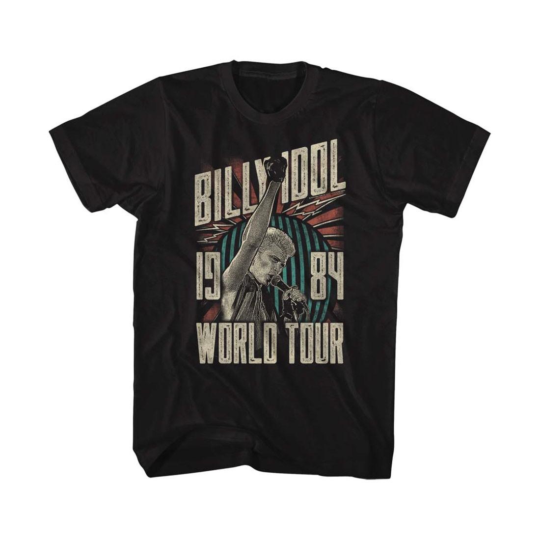 Billy Idol World Tour T-Shirt