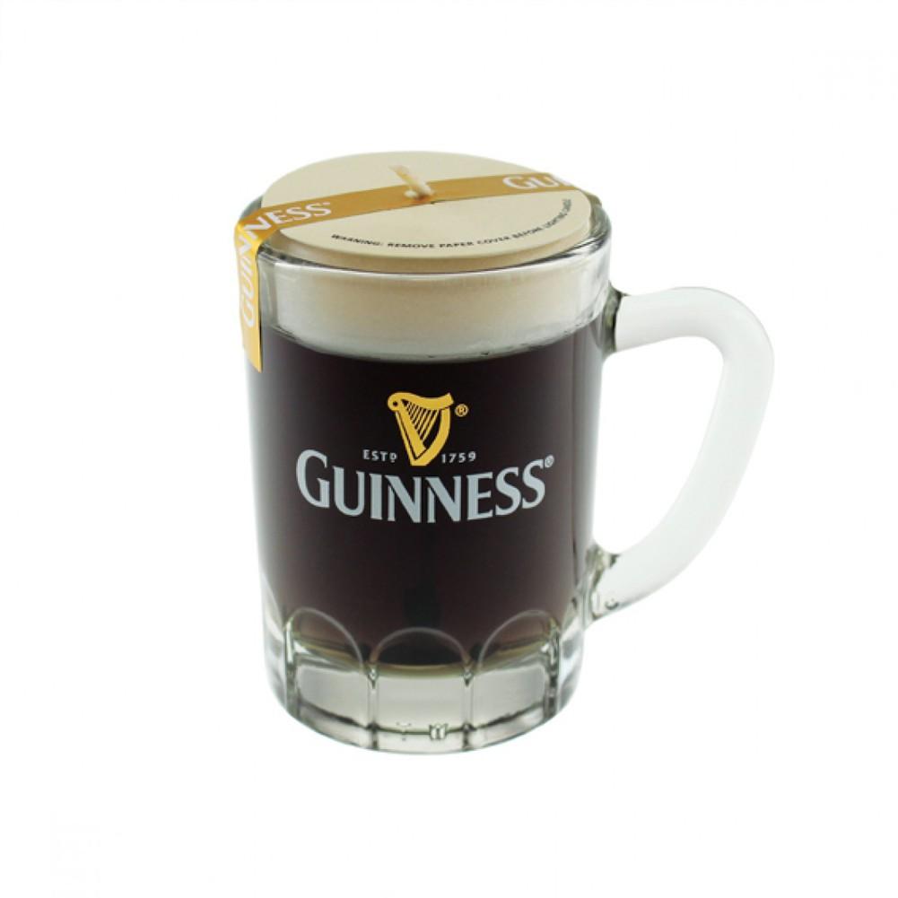 Guinness Mini Tankard Mug Candle