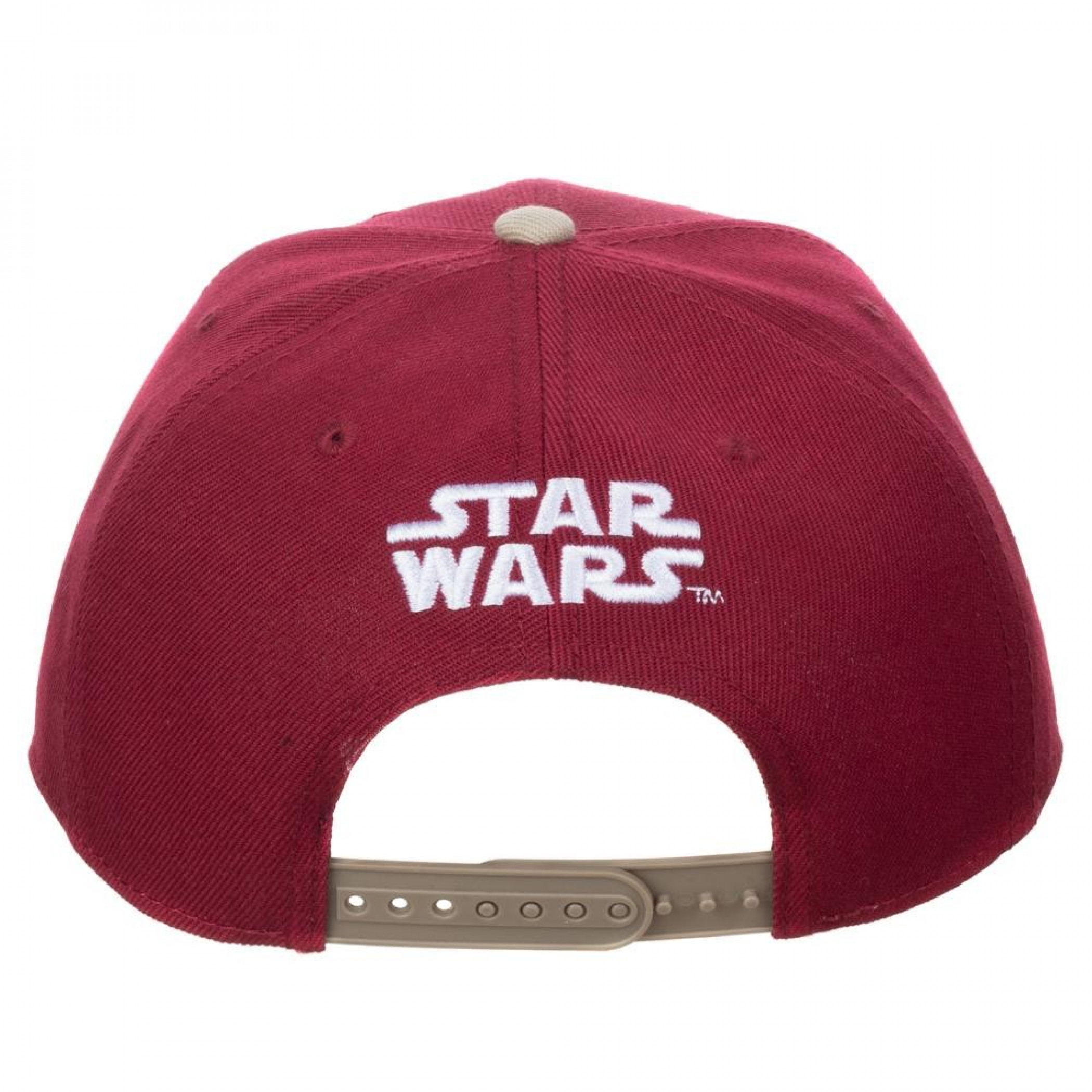 Star Wars The Child Pre-Curved Bill Snapback