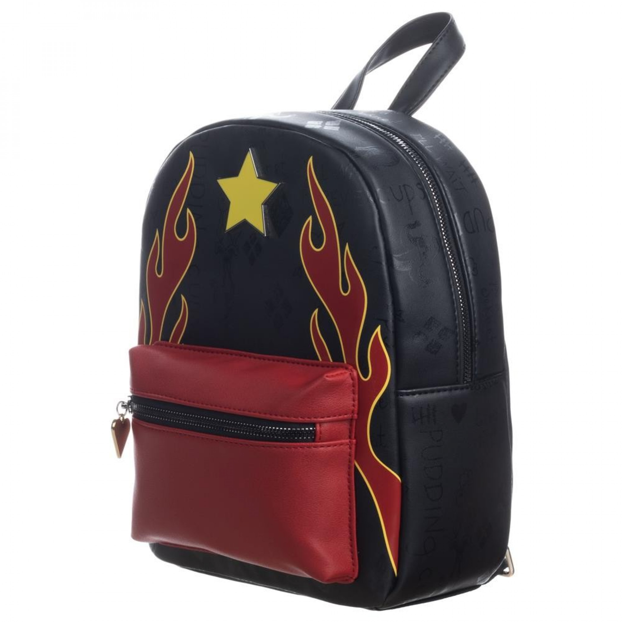 Birds of Prey Harley Quinn Skate Mini Backpack