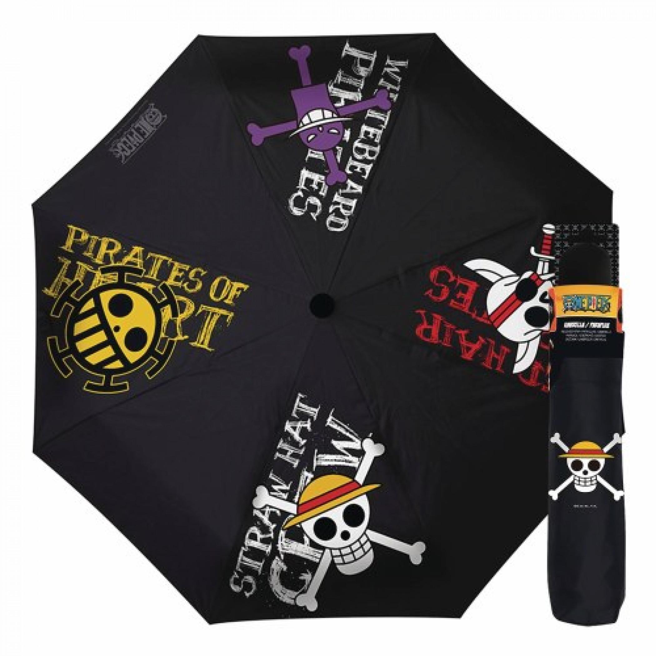 One Piece Pirate Umbrella
