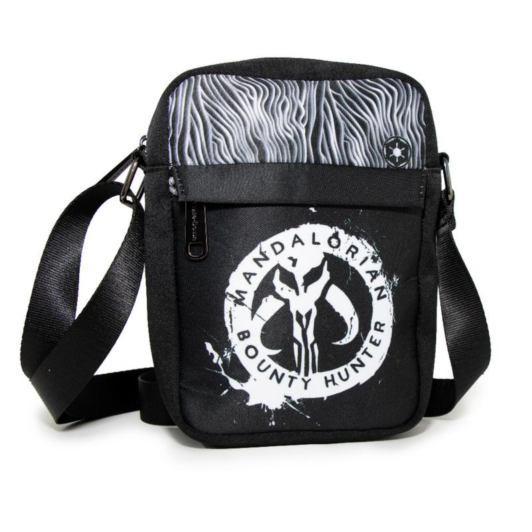 The Mandalorian Bounty Hunter Crossbody Women's Bag