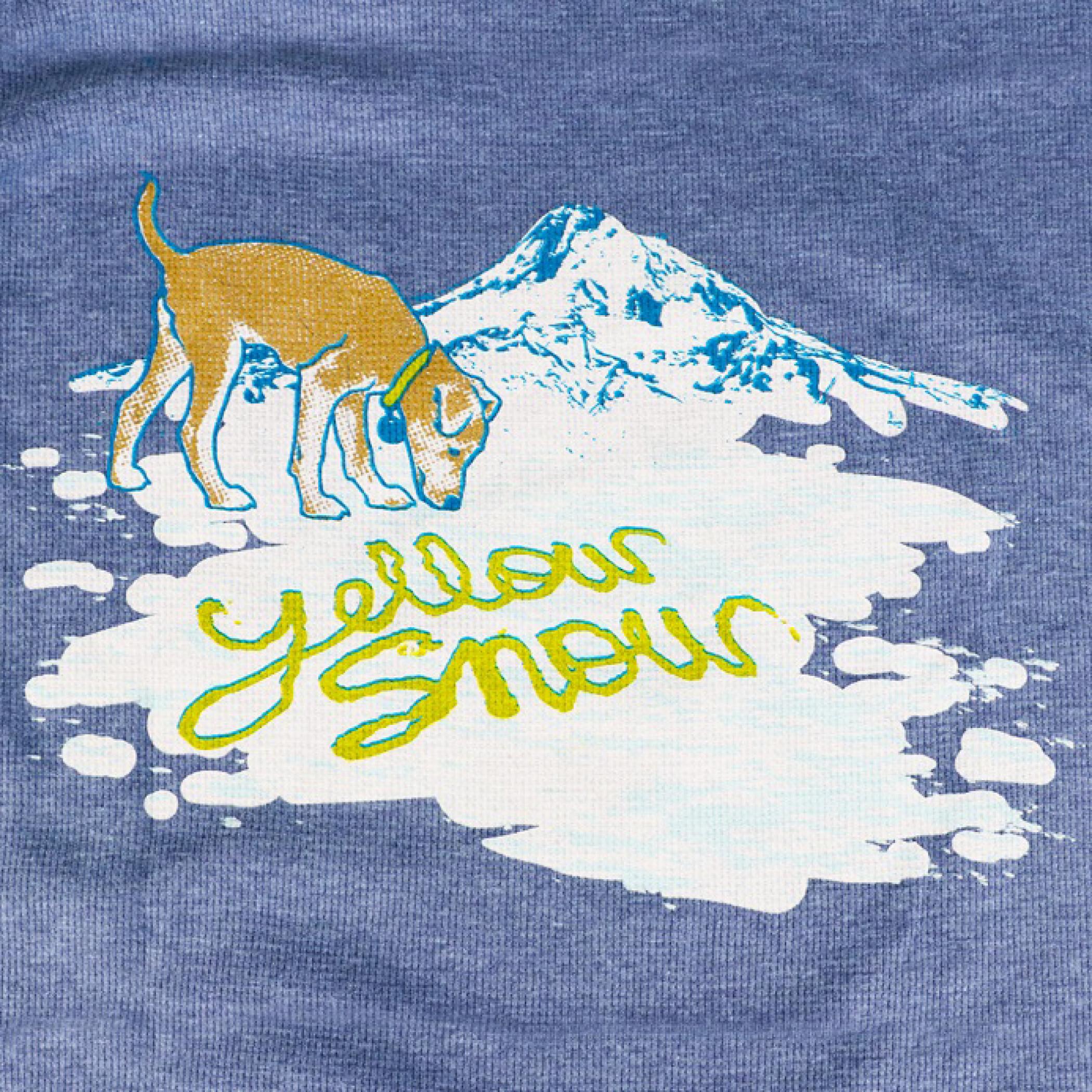 Rogue Ales Yellow Snow Thermal Long Sleeve Shirt