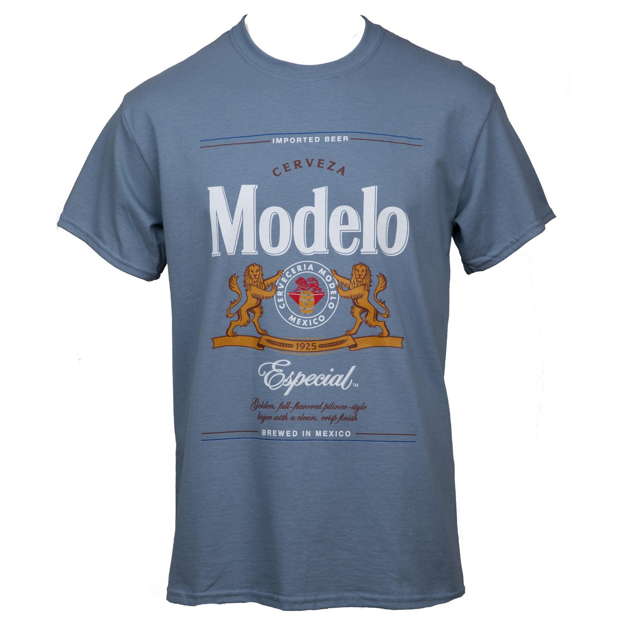 Modelo Especial Men's Light Grey T-Shirt