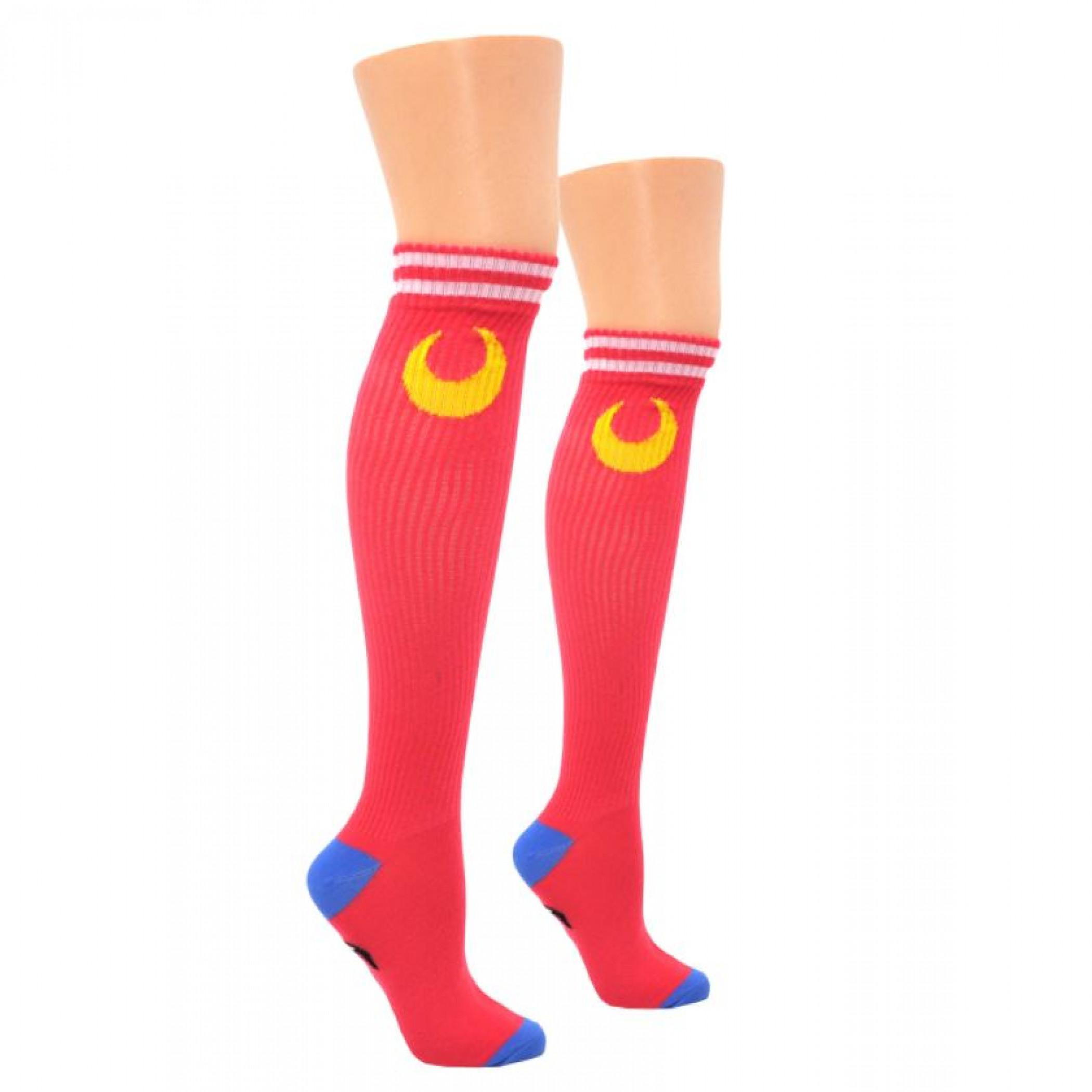 Sailor Moon Athletic Knee High Sock