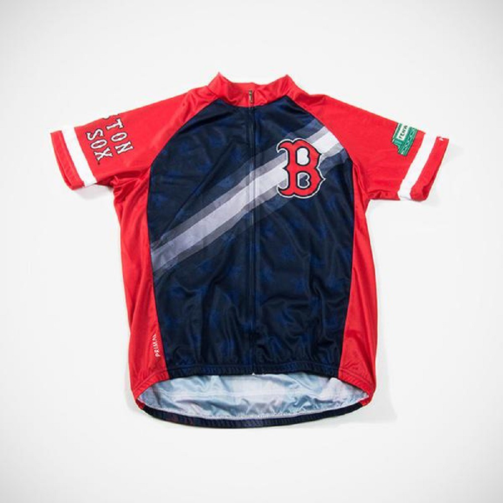 Boston Red Sox Cycling Jersey