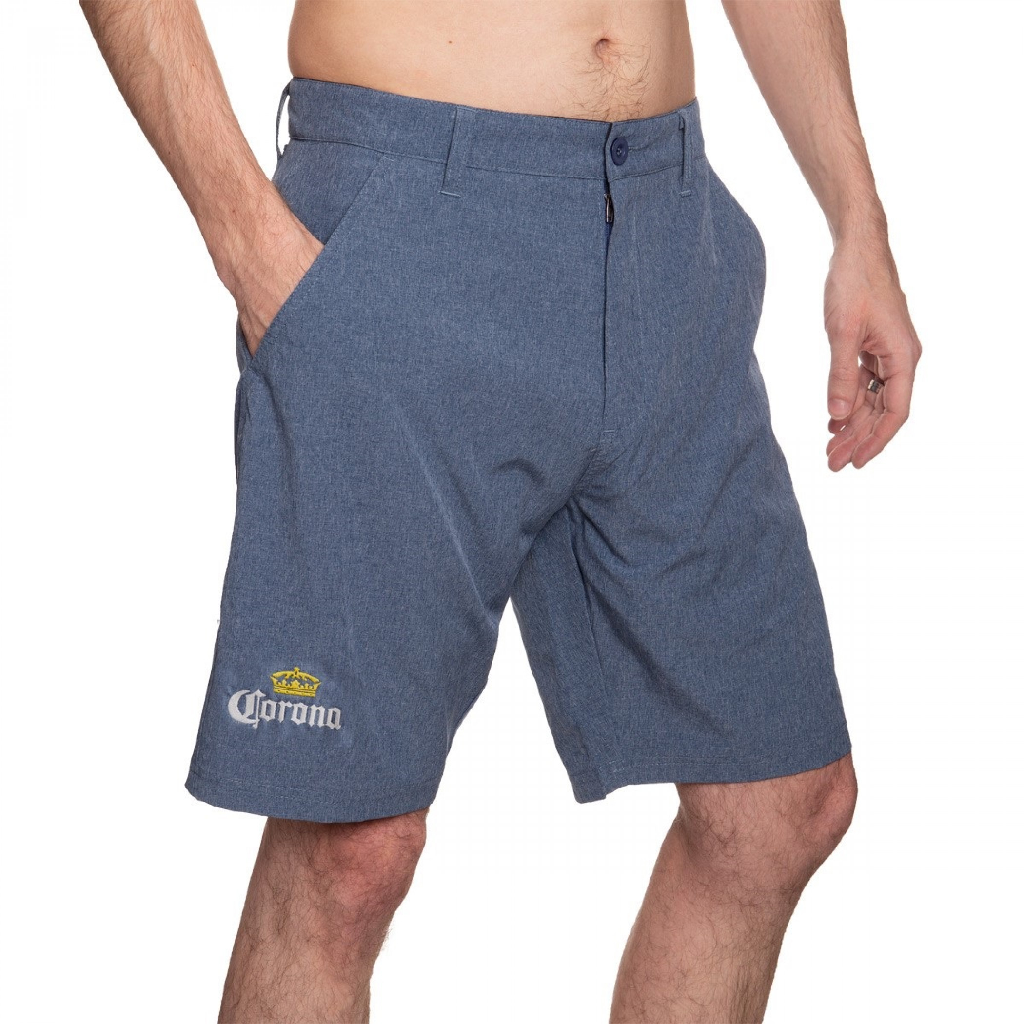 Corona Extra Navy Blue Shorts