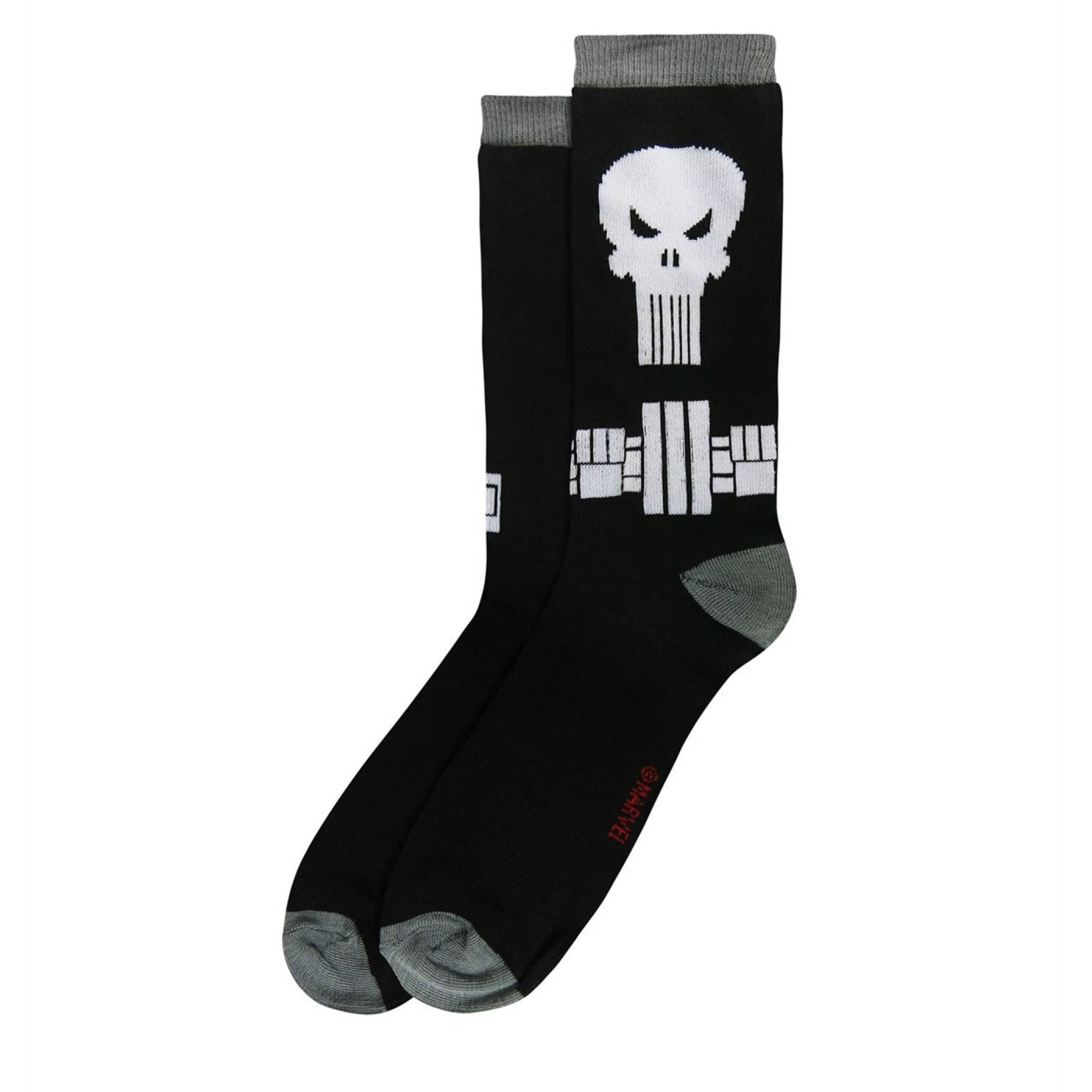Marvel's The Defenders Symbols 3-Pair Pack of Crew Socks