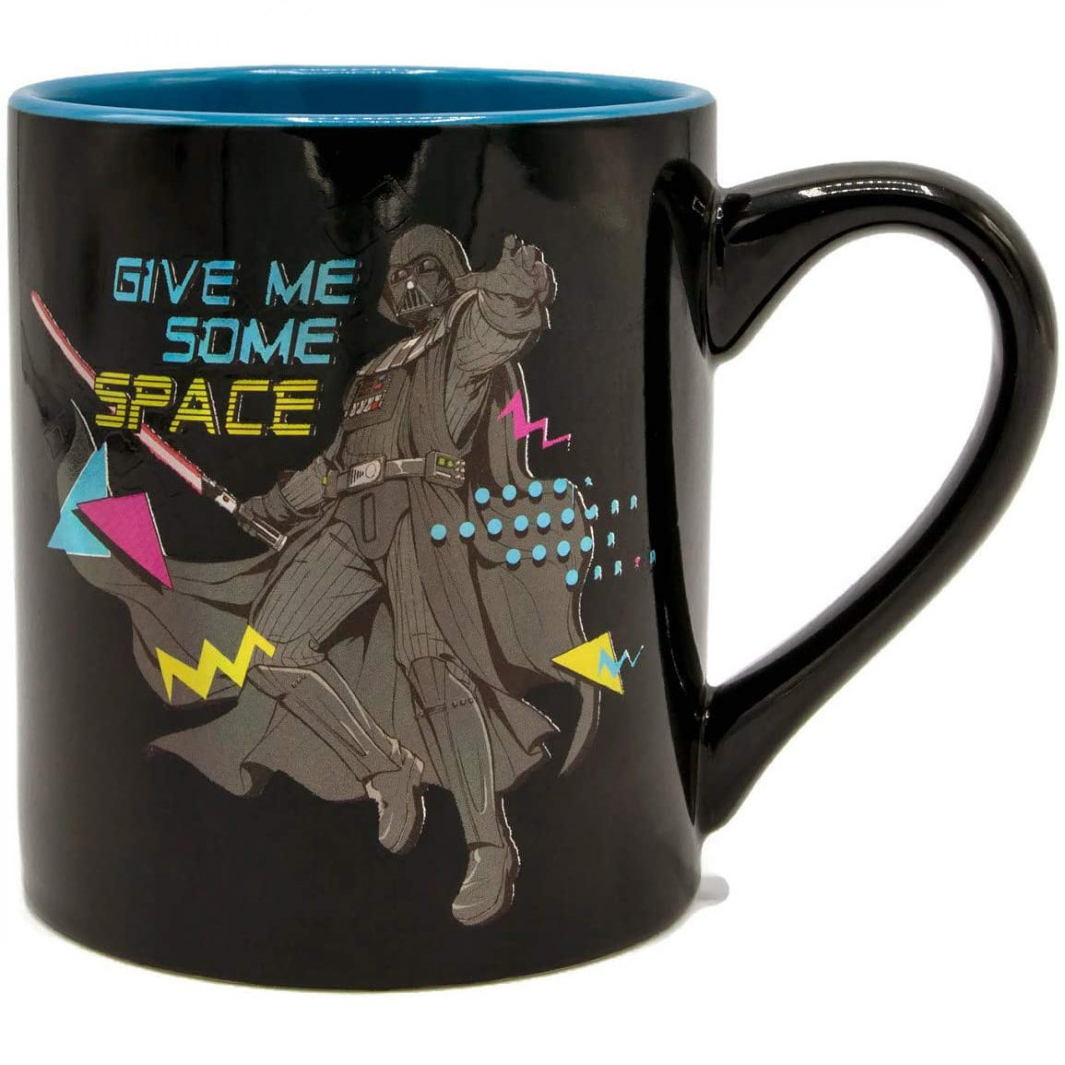 Star Wars Give Me Some Space 14 Ounce Ceramic Mug