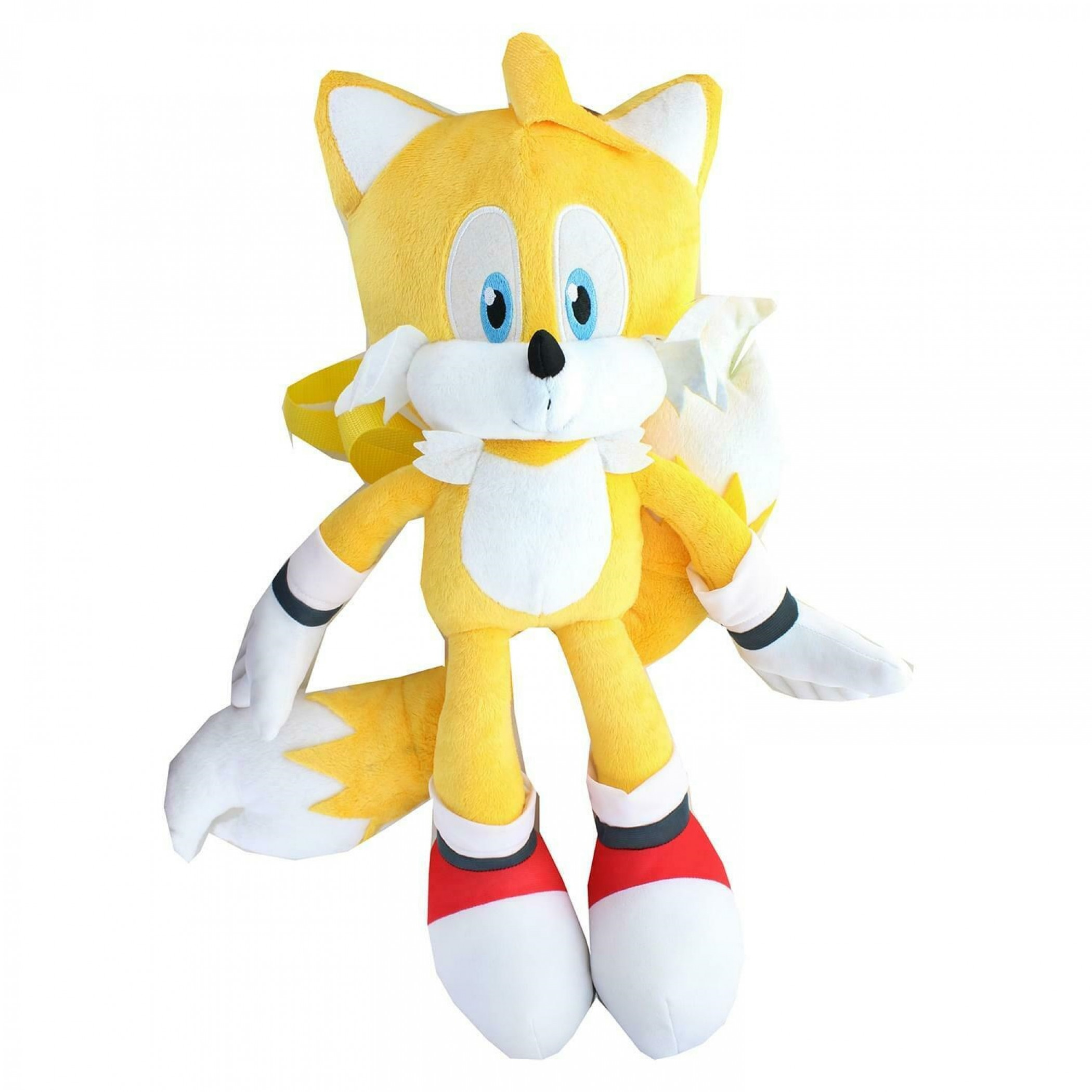"""Tails from Sonic the Hedgehog 17"""" Plush Backpack"""