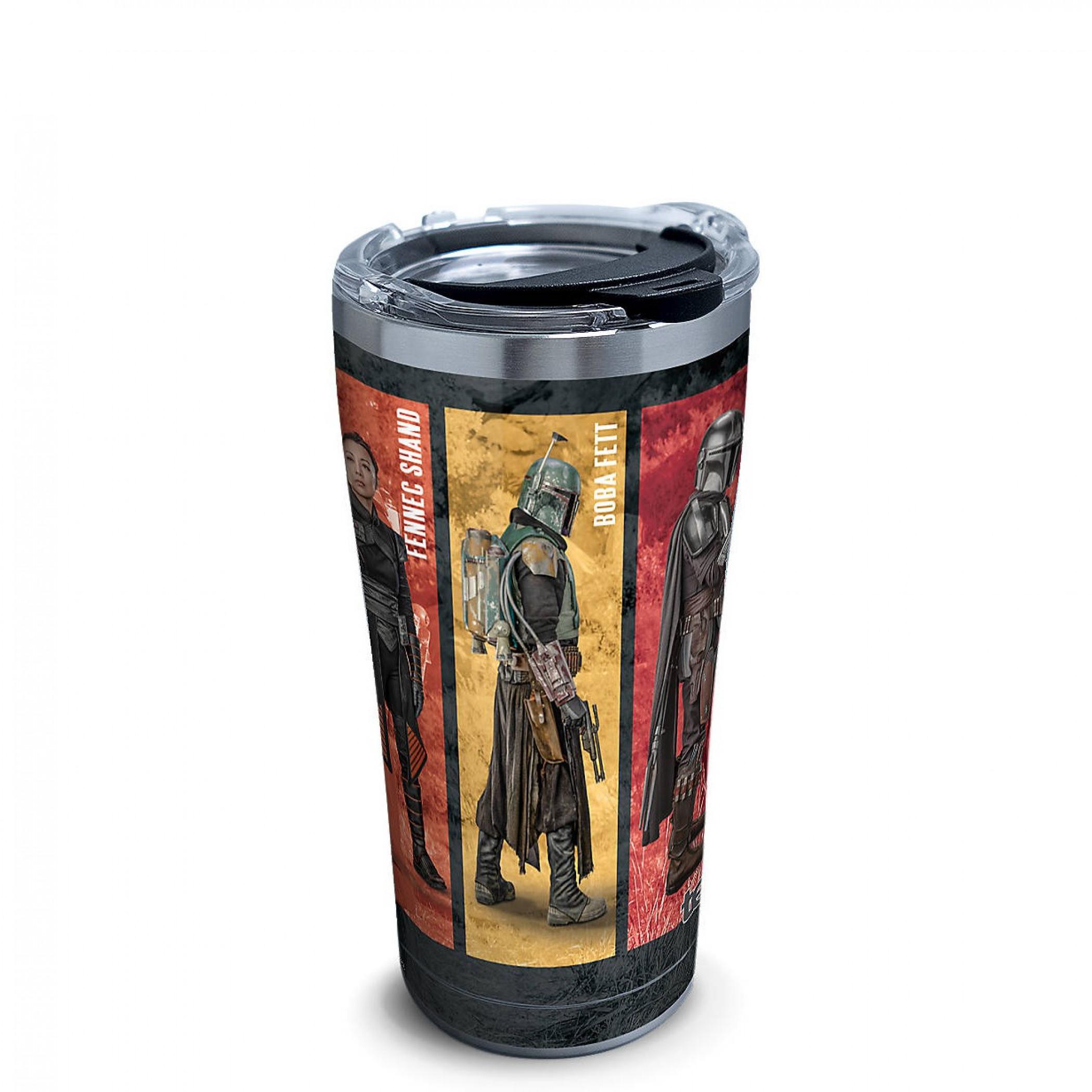 Star Wars The Mandalorian Chapter 14 Stainless Steel 20oz Travel Mug