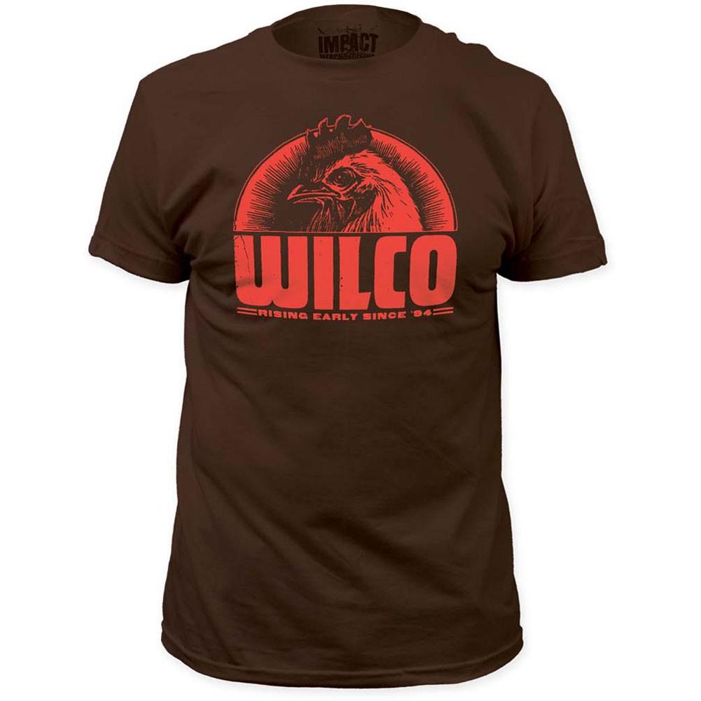 Wilco Rising Early Since '94 Rooster T-Shirt