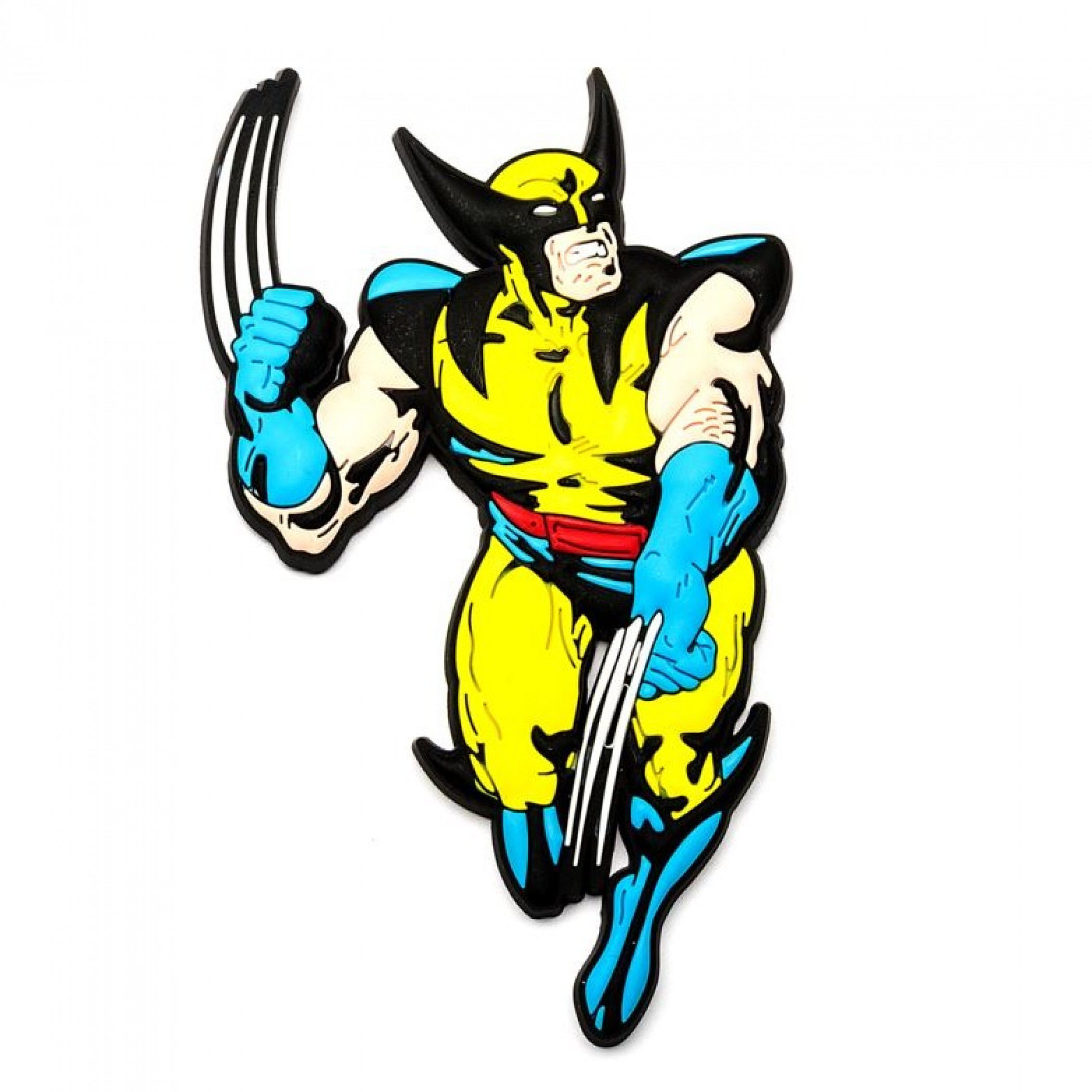 Wolverine Character Soft Magnet