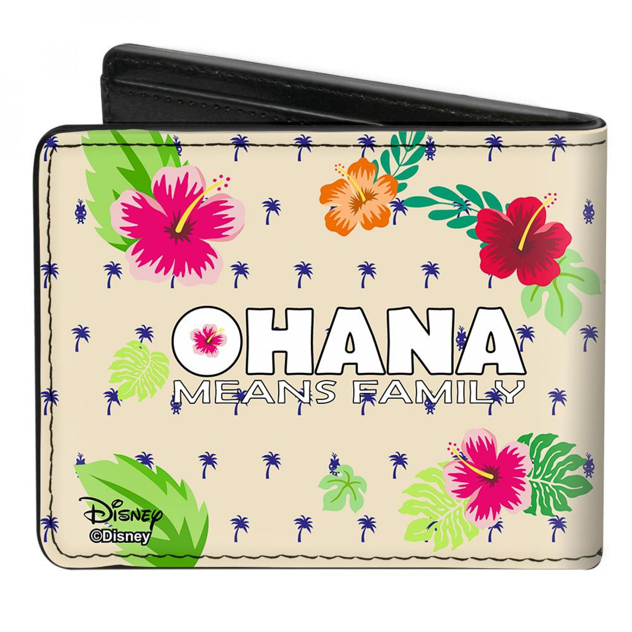 Lilo and Stitch Winking Wallet