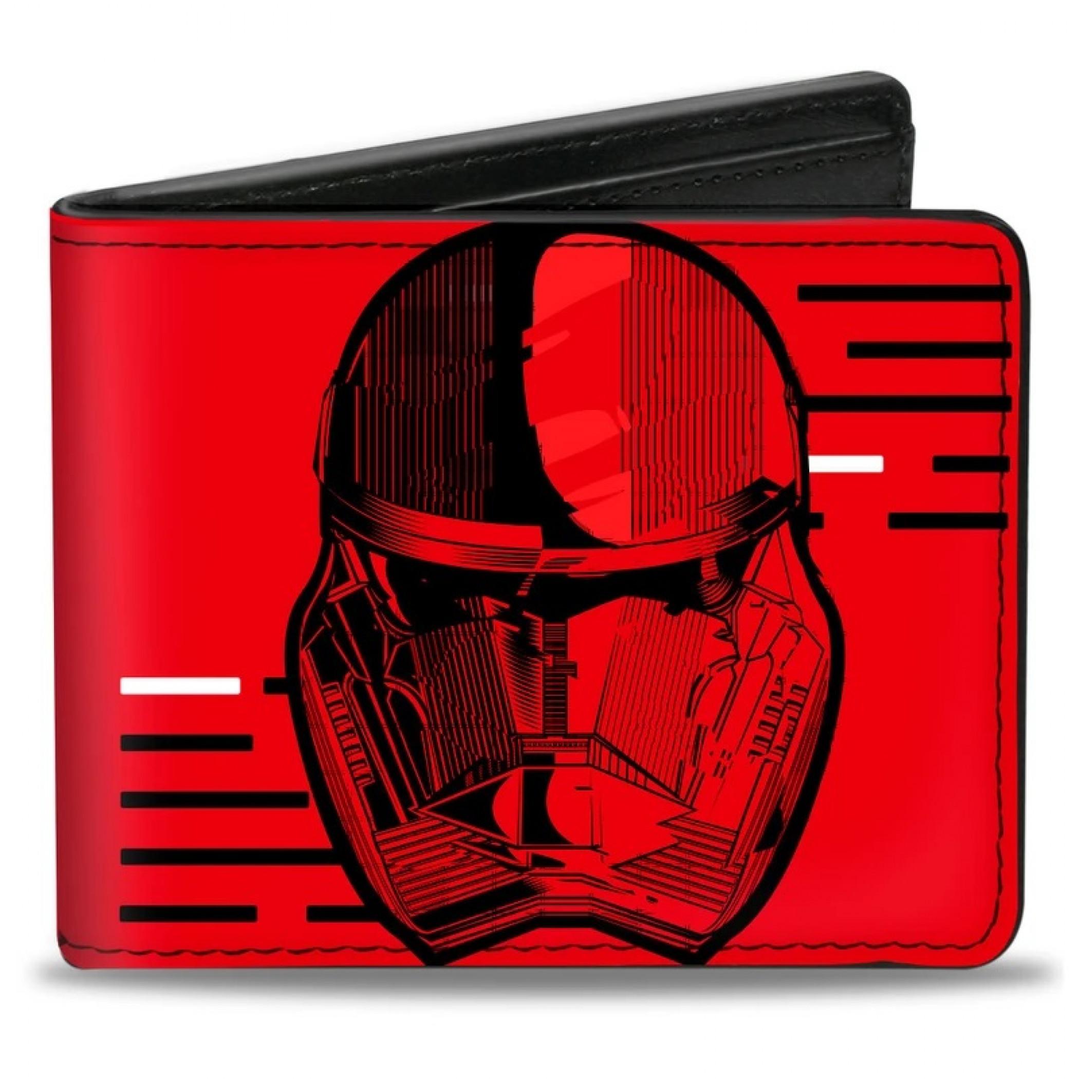Star Wars Sith Trooper Bi-Fold Wallet