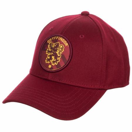 Harry Potter Gryffindor House Crest Flex Fit Hat