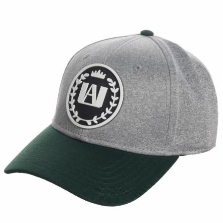 My Hero Academia U.A. Highschool Embroidered Emblem Flex Fit Hat