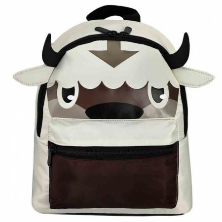 Avatar The Last Airbender Appa Decorative 3D Mini Backpack