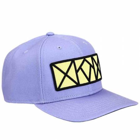 Hunter X Hunter Killua Zoldyck Pre-Curved Bill Snapback Hat