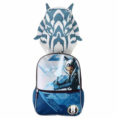 Star Wars Clone Wars Ahsoka Tano Hooded Kids Backpack