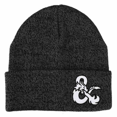 Dungeons & Dragons Embroidered Logo Cuff Beanie