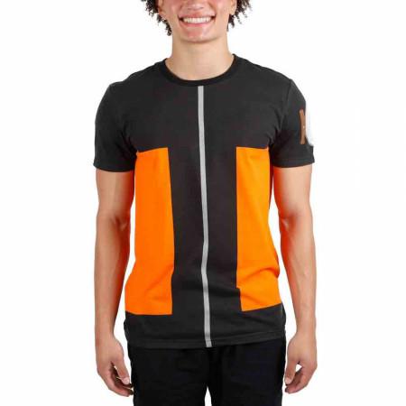 Naruto Uzumaki Naruto Jumpsuit Cosplay T-Shirt