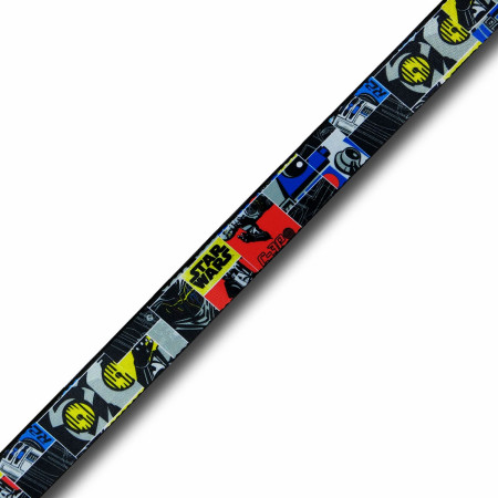 Star Wars Pop Panels Adult Web Belt