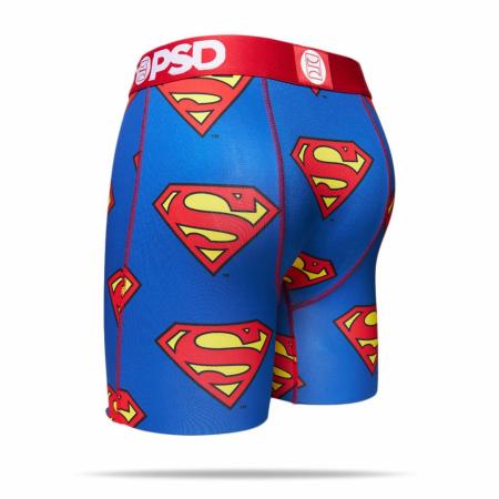 DC Comics Superman Logo PSD Men's Boxer Briefs
