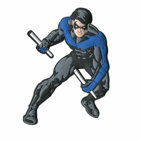 Nightwing Character Magnet