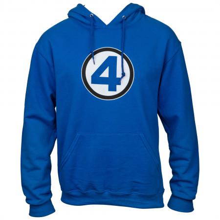 Marvel Fantastic Four Symbol Costume Hoodie