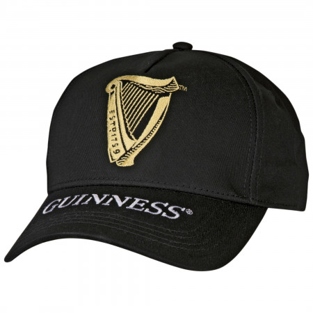 Guinness Harp Est. 1759 Adjustable Snapback Hat