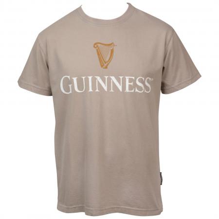 Guinness Harp Cream T-Shirt